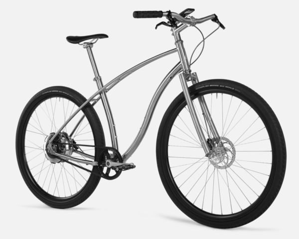 Budnitz Unveils The Lightest Electric Bike In The World