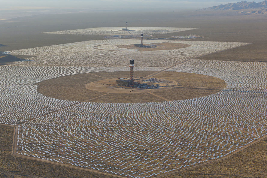 California S Brightsource Energy Inks Deal For Massive New Solar Farm In China