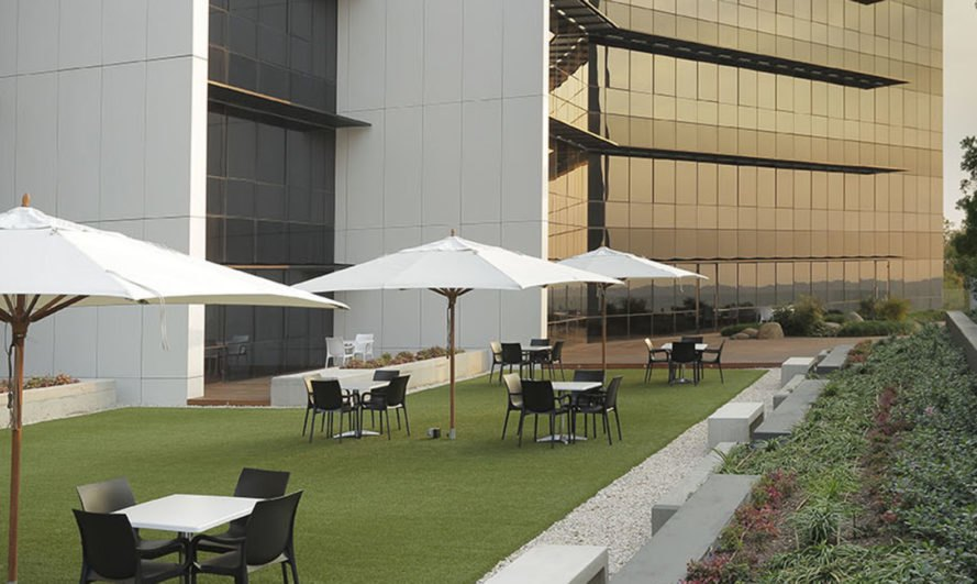 4 Stan Road office building, MDS Architecture, green office building, Johannesburg, energy efficient lighting, office building, 4-Star Green Star, green certification, waste management, water consumption, solar gain, glass facade