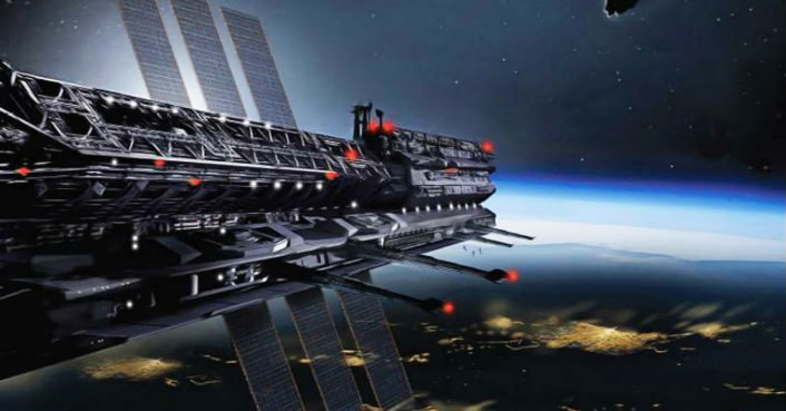 Floating 'space nation' Asgardia promises to guard Earth from asteroids