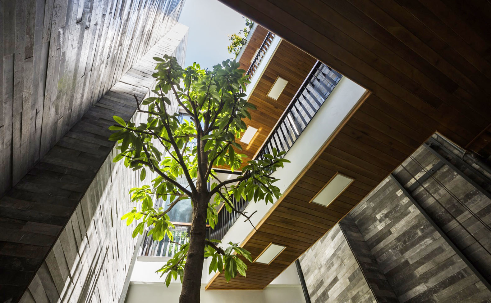 This Amazing 13 Feet Wide Family Home In Vietnam Is Packed With Lush