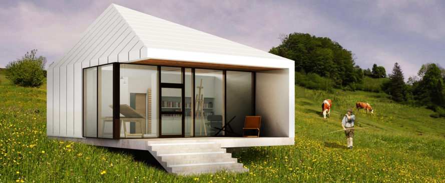 HAUS KW: Sublime alpine home in Upper Austria marries modern and ...