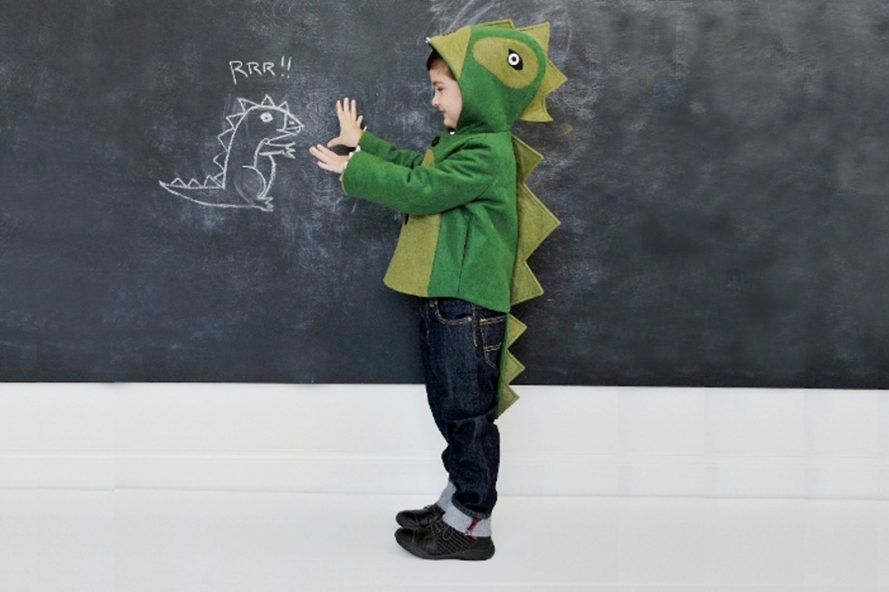 little goodall dragon jacket, felt dragon jacket, Kids clothing, Childrens clothing, winter jackets, little goodall jackets, little goodall winter jackets, little goodall animal jackets, molly goodall, felt jackets, little goodall felt jackets, handmade jackets, little goodall handmade jackets,