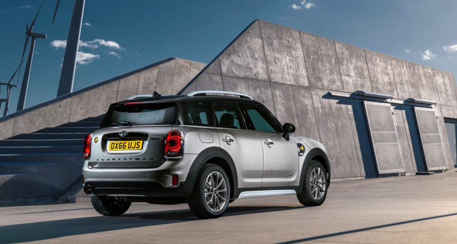 mini, mini countryman, mini countryman plug-in hybrid, bmw, plug-in hybrid, 2016 la auto show, electric car, green car, electric motor, mini cooper s e countryman all4, lithium-ion battery