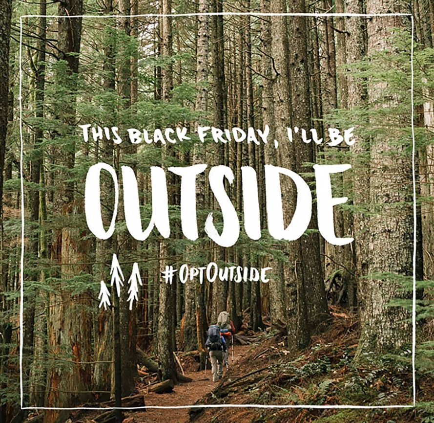 REI, REI Black Friday, Thanksgiving, Black Friday, Opt Outside, #OptOutside, outside, outdoors, outdoor activity, outdoor activities, nature