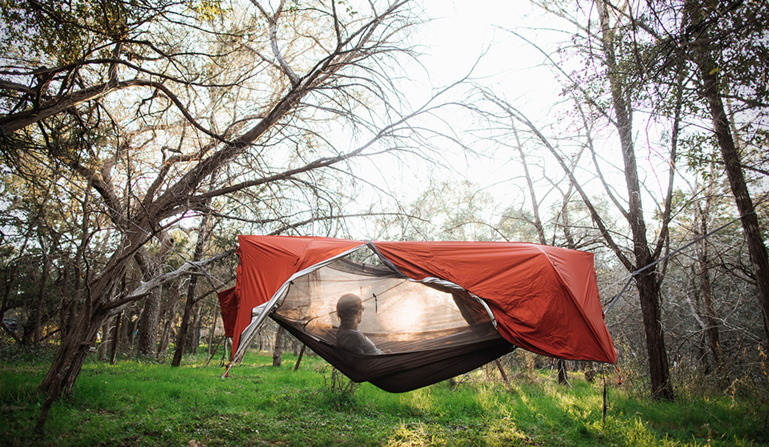 Ultralight Sunda tent transforms into a hammock in a snap & TENT | Inhabitat - Green Design Innovation Architecture Green ...