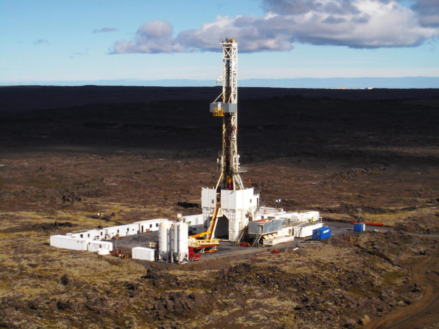 drillilng, geothermal, supercritical geothermal, supercritical steam, geothermal energy, renewable resource, sustainable energy, iceland drilling, iceland deep drilling project, magma energy