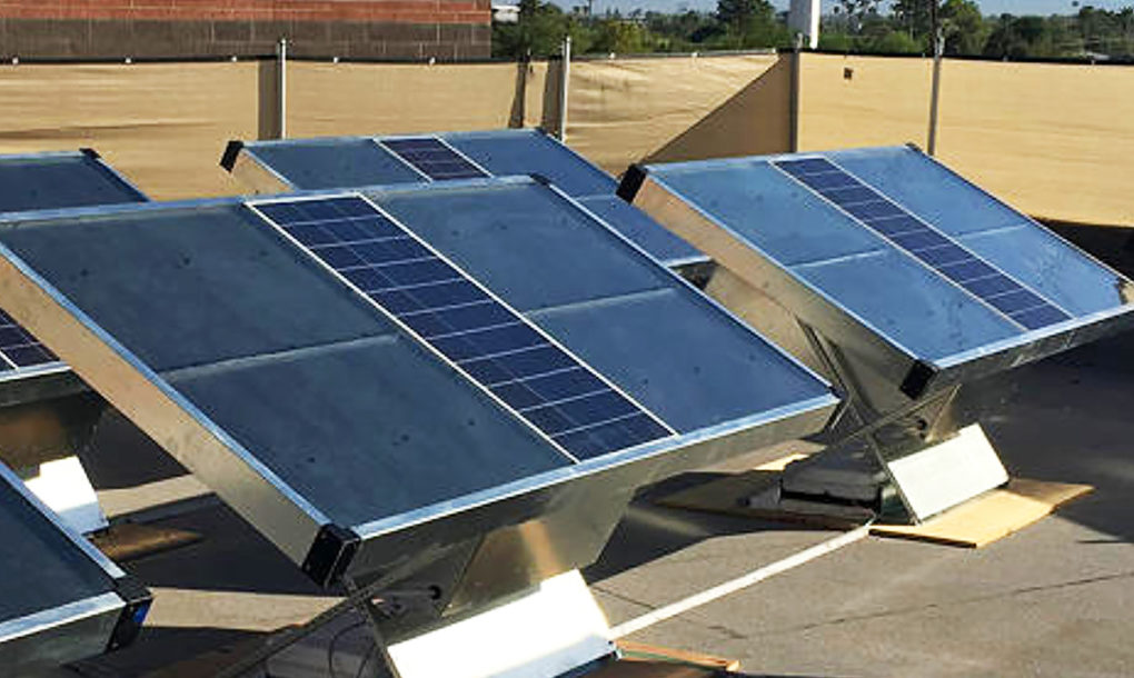 New Source Solar Panels Pull Clean Drinking Water From The
