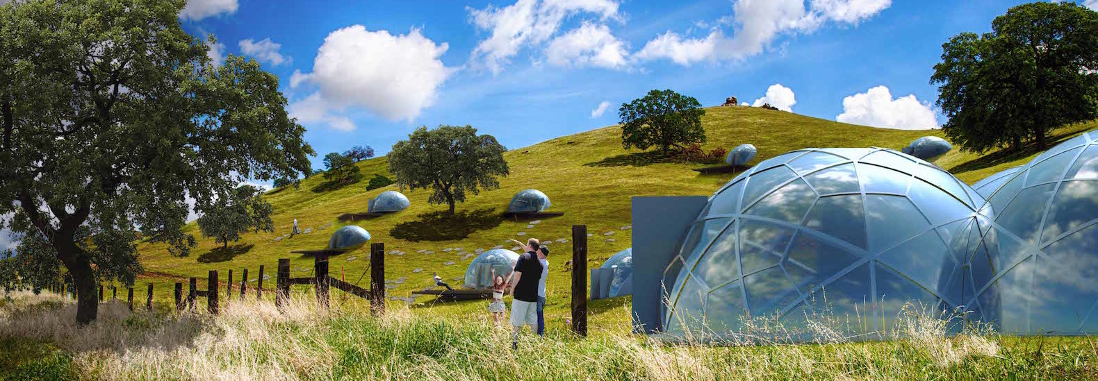 Prefab Smartdome Homes Can Pop Up Practically Anywhere