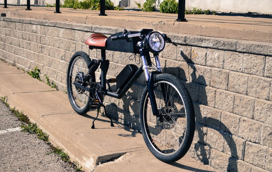 electric bike, tempus, tempus electric bike, CR-T1, e-bikes, vintage bike, vintage motorcycle, vintage inspired