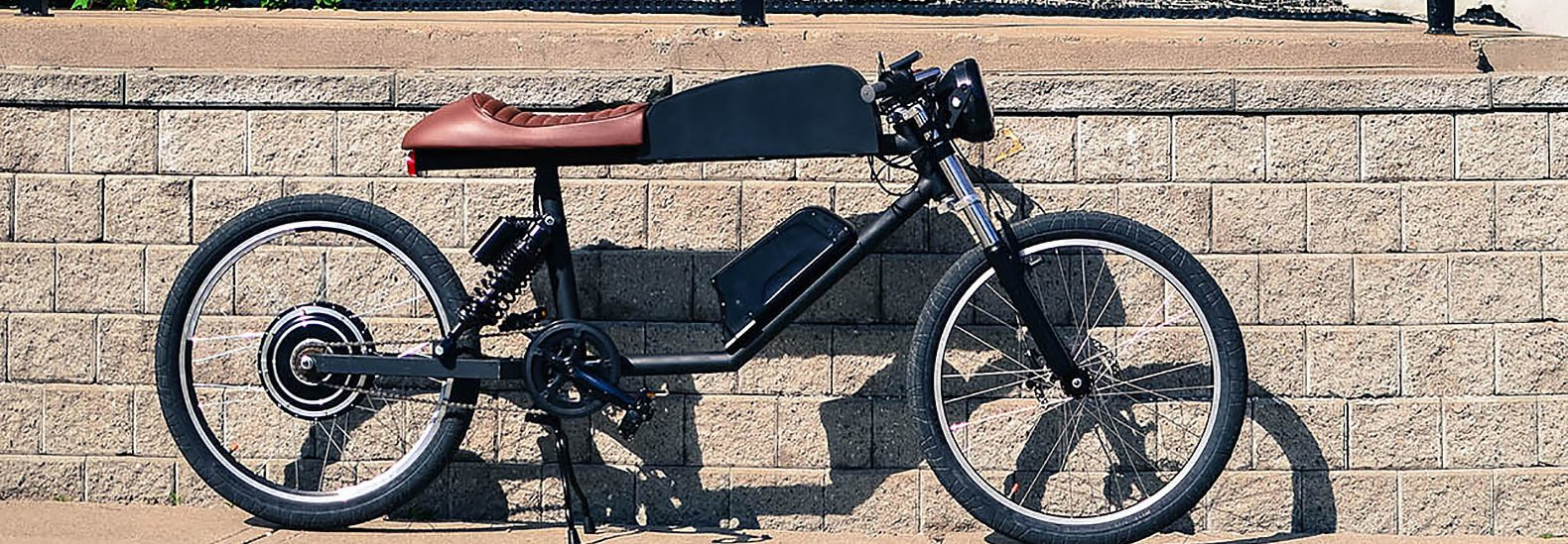Tempus Launches Stylish E Bikes Modeled After Vintage Cafe Racers