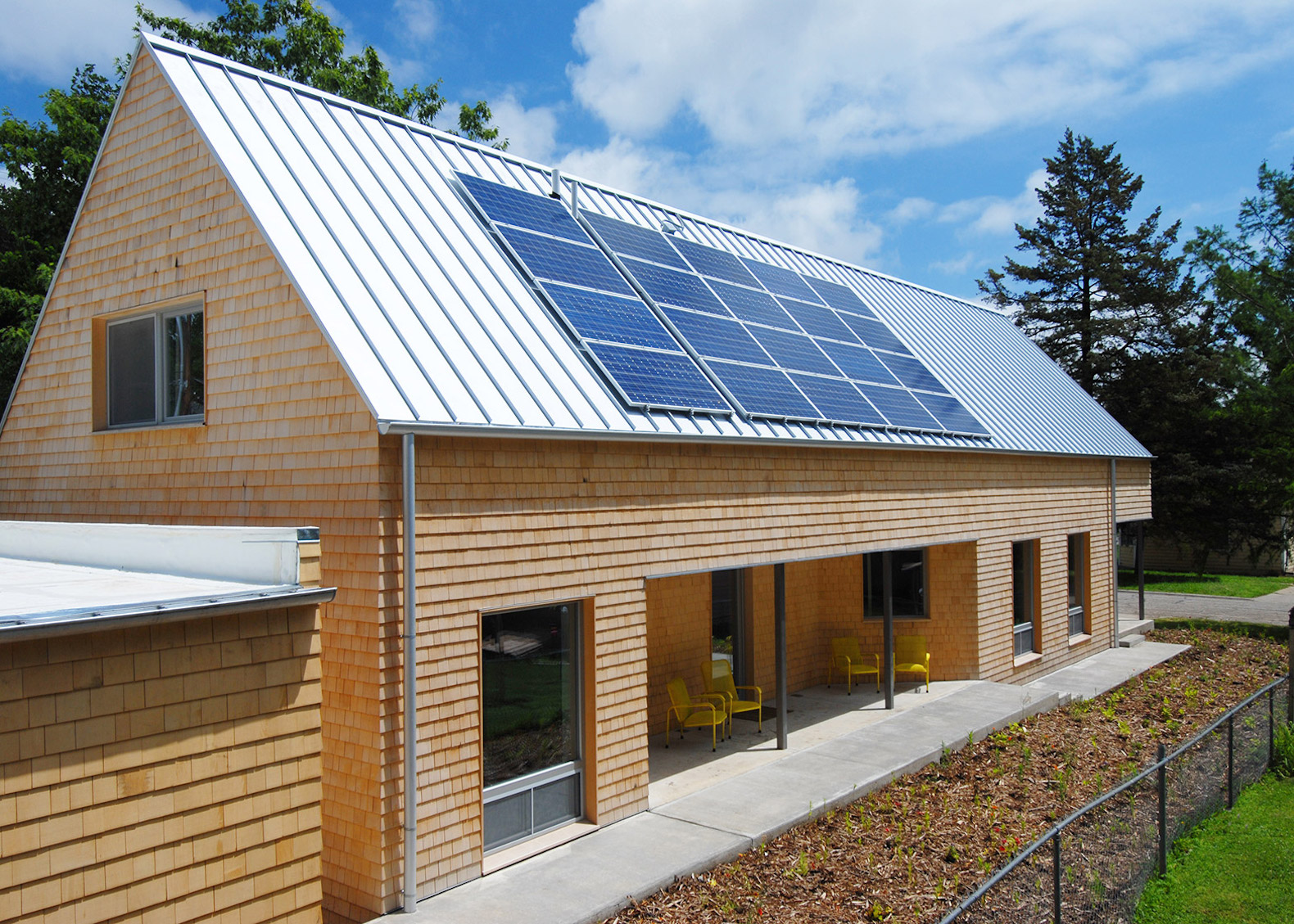 Kansas University Students Build Net Zero Home With LEED Platinum And  Passive House Certification Part 37