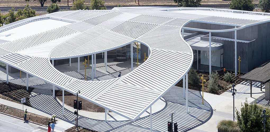 Displaying ad for 5 seconds & Manetti Shrem Museumu0027s 50000-square-foot canopy was inspired by ... memphite.com