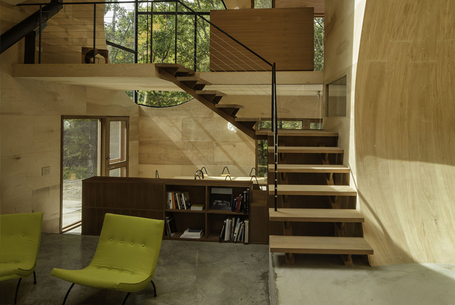 Ex Of In House, 3D Printing, Locally Sourced Materials, Steven Holl  Architects,