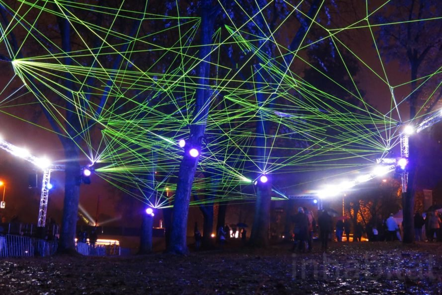 Eindhoven, GLOW festival 2016, festival of light, Philips technology, Van Abbemuseum, Dommerl River, TUe Eindhoven University of Technology, The Netherlands, Hieronymus Bosch, Gianni Colombo, Project Spezio Elastico, Paul Thursfield, Lightfall, Catharina Church, Boiten & Thunissen, WannaPlay, Tom Dekyvere, Cortex Machine, LEDs lights