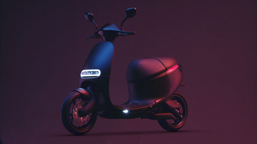 scooters, smartscooters, gogoro, gogoro model s, battery-powered scooter, electric scooter, taiwan, gostations, battery swapping scooter