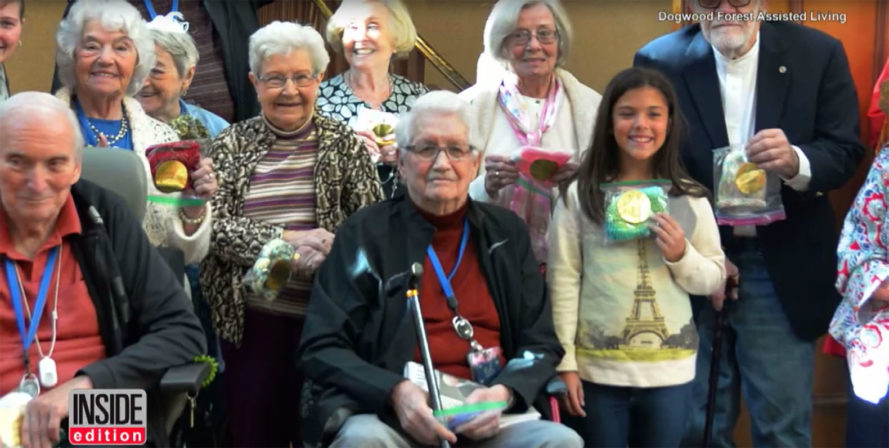 b428c0c748f This 86 year old man learned how to knit so he could make hats for preemies