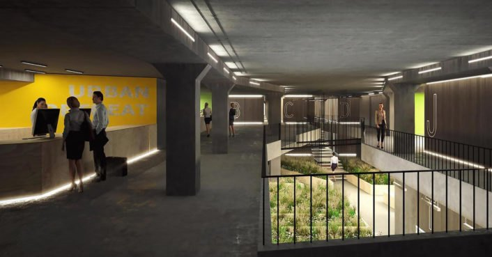 Plans for a new underground hotel have been approved in London