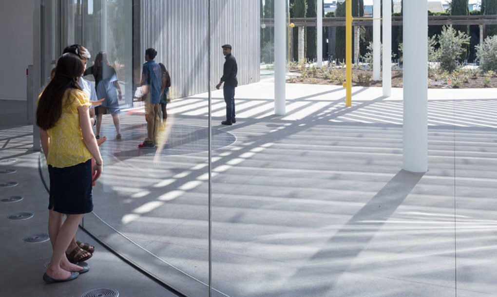 Manetti Shrem Museum S 50 000 Square Foot Canopy Was Inspired By The Agrarian Landscape Inhabitat Green Design Innovation Architecture