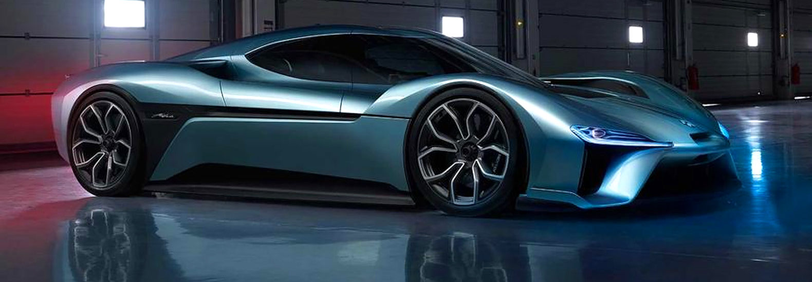 Introducing The Fastest Electric Car In World