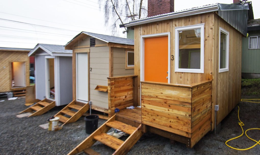 Sawhorse Revolution Seattle Teens Build Mobile Tiny Homes