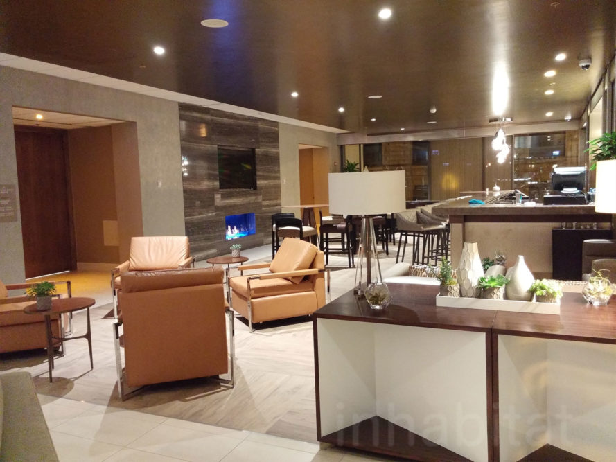 springhill suites, marriott, west elm, west elm springhill suites, transforming furniture, pull out bed, daybed, small space design, west elm daybed, green design, recycled wood furniture, eco design, transforming bed