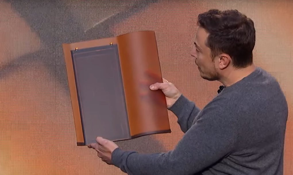 Elon Musk Says Tesla S Solar Roof Will Be Cheaper Than