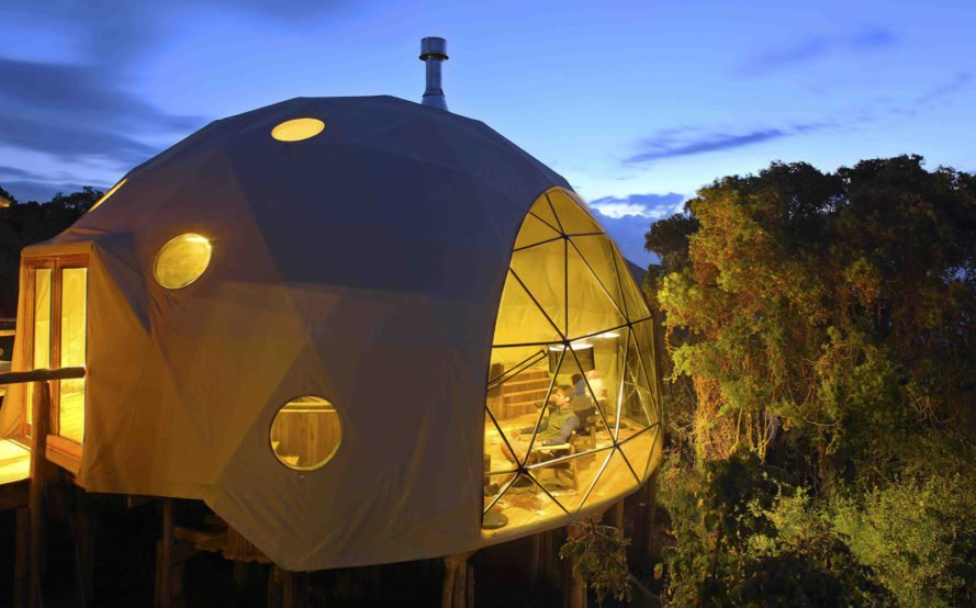 The Highlands camp, Asilia, safari camp, eco-resort, Tanzania, Caline Williams Wynn, green resort, Ngorongoro Conservation Area, Artichoke, eco-tourism, green architecture, geodesic dome, vernacular, carbon-neutral