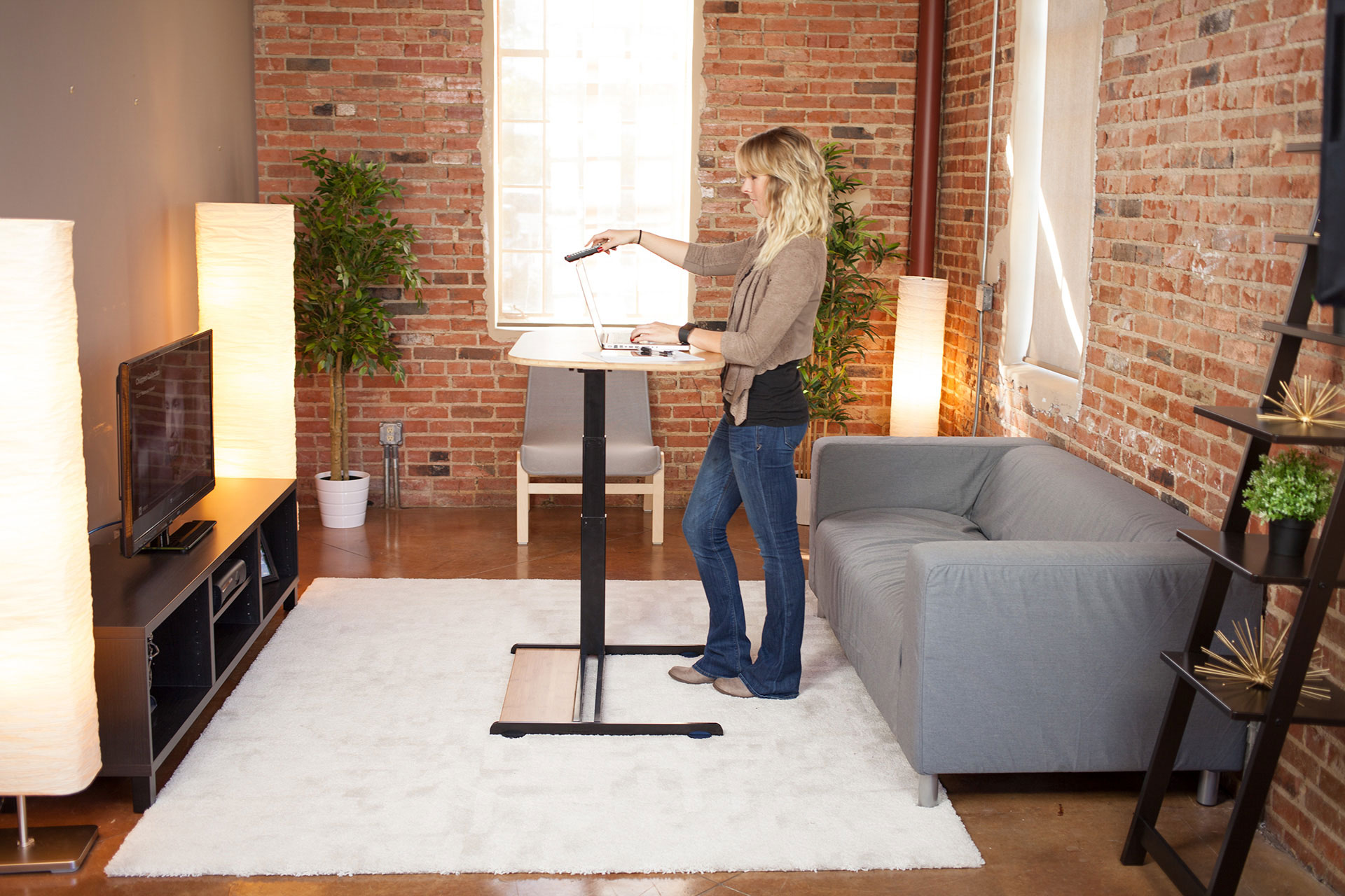 This revolutionary 7-in-1 table is the only one you'll ever need in your living room