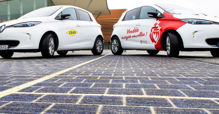 Rugged solar roads to hit four continents in 2017