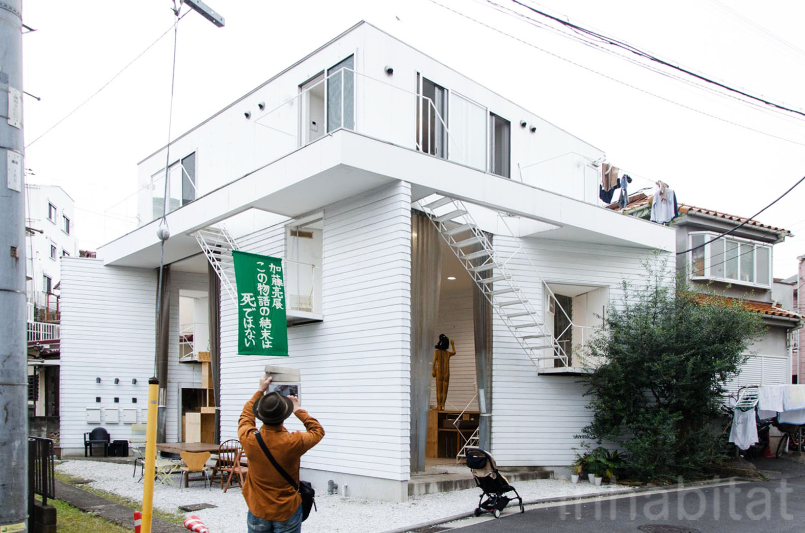 How Shared Space Makes Four Micro Apartments In Japan Seem Much Larger