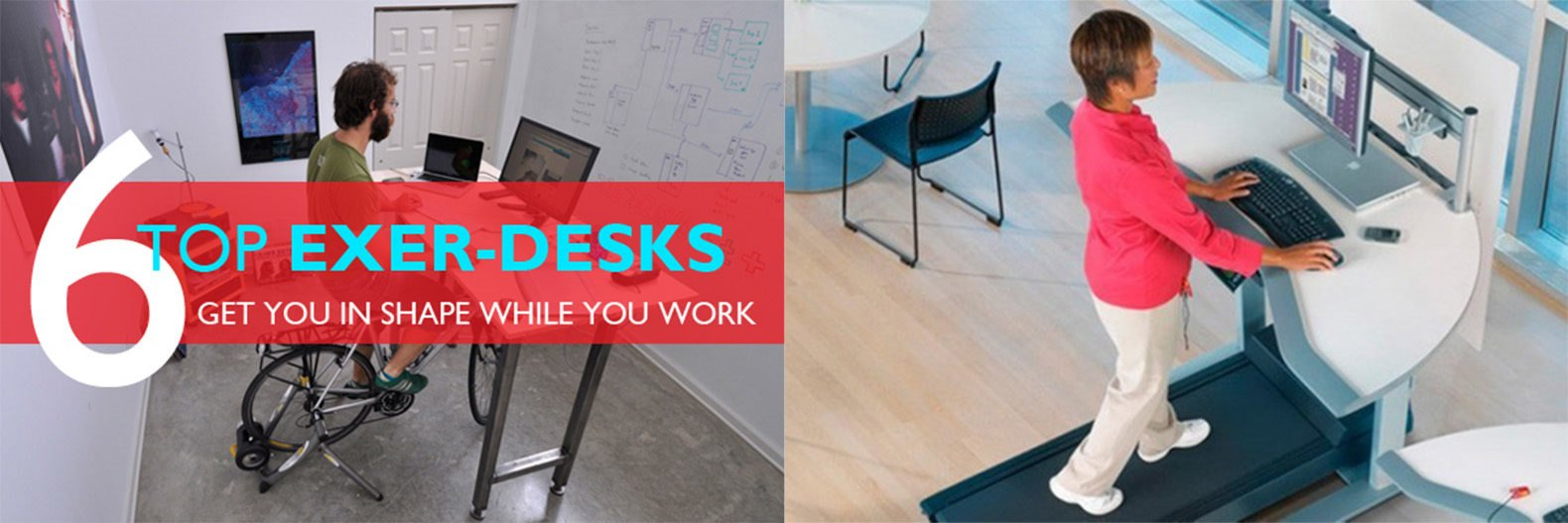 Top 6 Exercise and Standing Desks to Get You in Shape While You ...