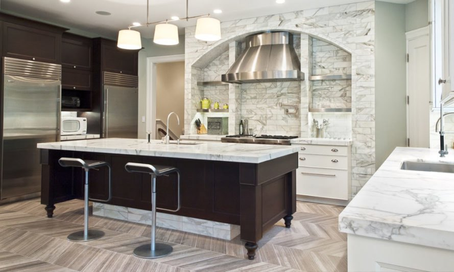 granite countertops, stone kitchen, stone flooring