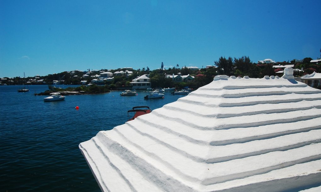 How Bermuda S Iconic White Roofs Overcome Island S Chronic