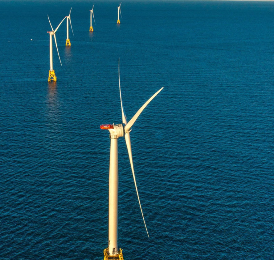 deepwater wind, us first offshore wind farm, america's first offshore wind farm, us offshore wind farm, block island wind farm, rhode island wind farm, rhode island, new york, maryland
