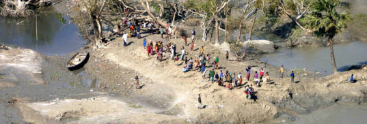 climate change refugees Climate refugees are people who have been forced to leave their homes due to  an  climate change isn't just about the environment, though its effects touch.