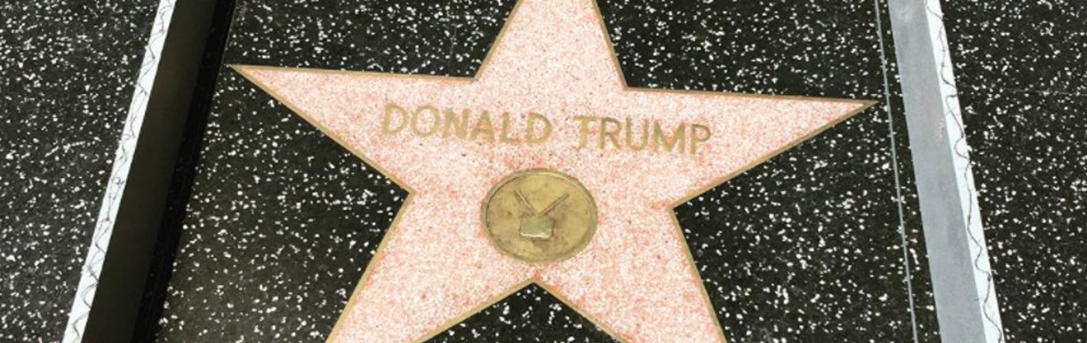 Donald Trump, election, hollywood, hollywood star, hollywood walk of fame, nominee, president, republican, Trump, united states, wall