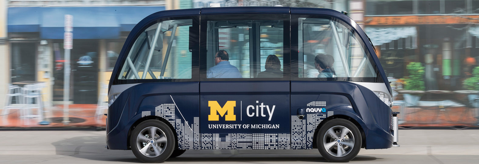 Michigan just made driverless-vehicle history with a monumental new ...