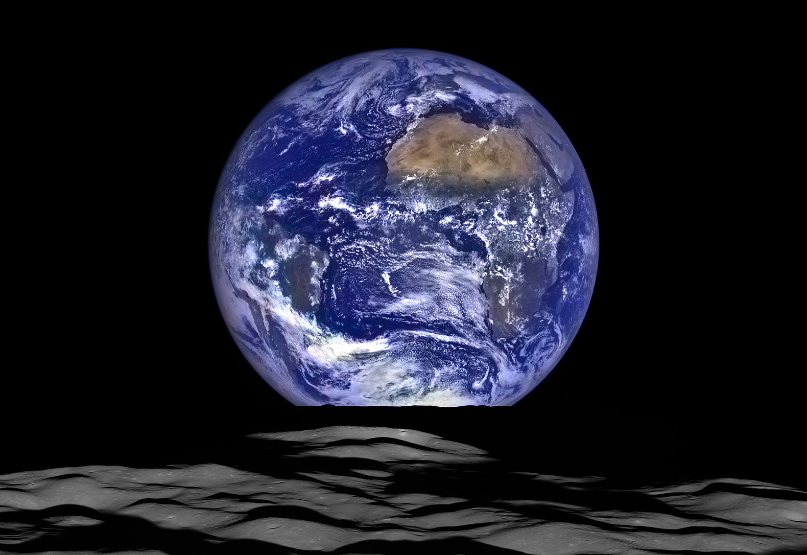 The earth's rotation is slowing - and days will eventually be 25 hours long