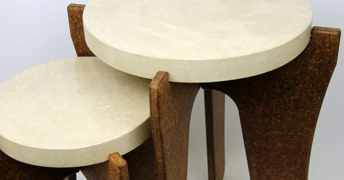 Furniture grown from bacteria and mushrooms is now available for