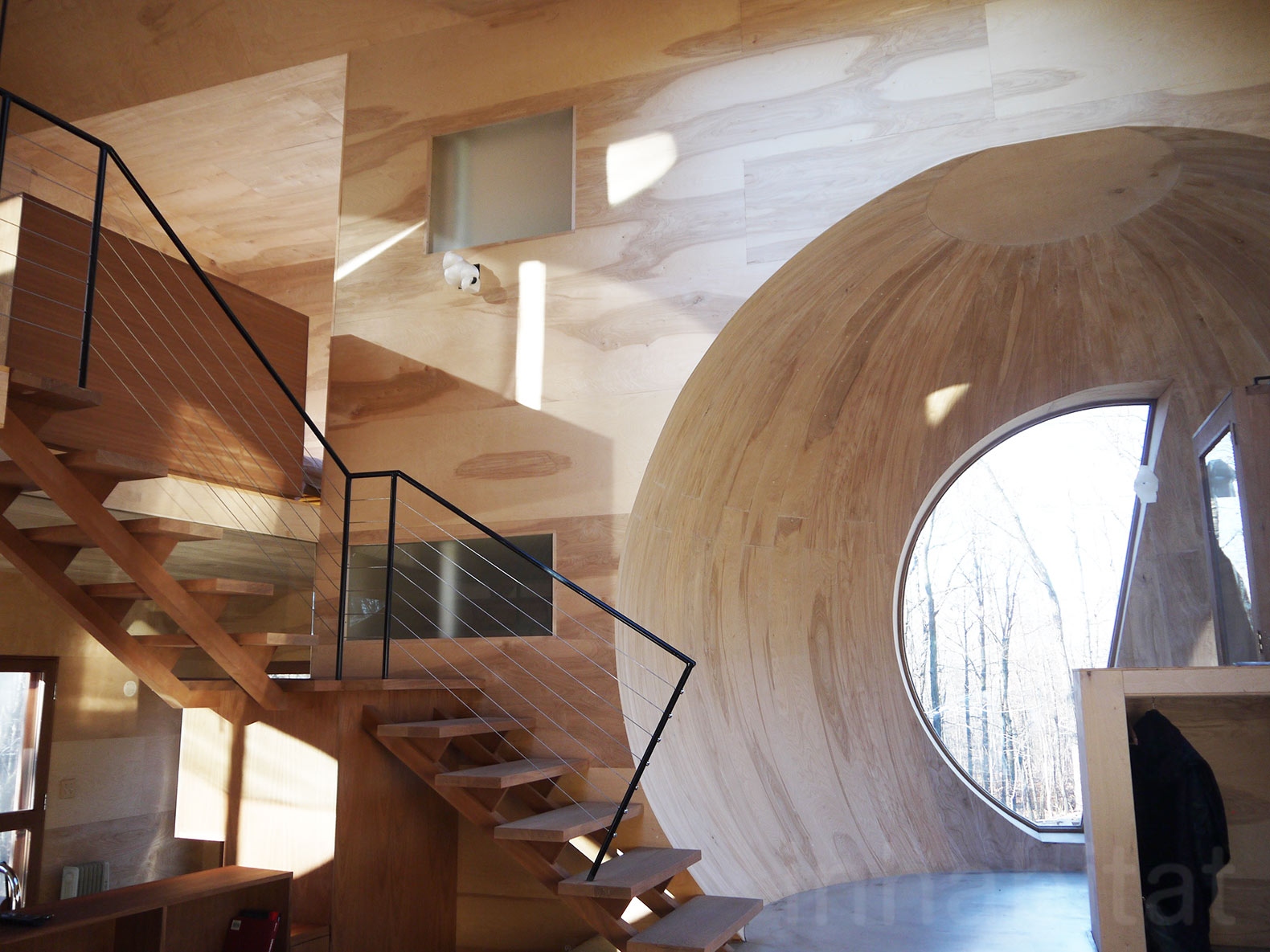 Design house heerlen - Curvaceous Ex Of In House Is A Solar Powered Guest Residence Aligned With The Natural World