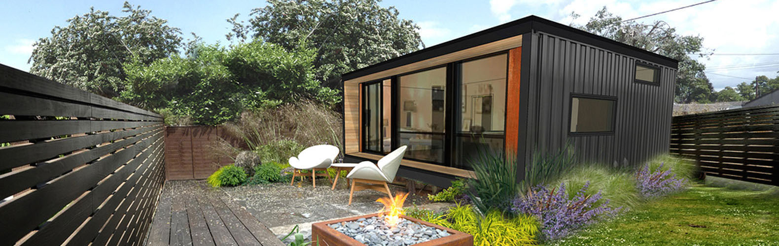 affordable housing, Cargotecture, flexible layout, green architecture, HO House, HO2 House, Honomobo, open-plan, Prefab Homes, Prefab Houses, shipping containers, tiny houses