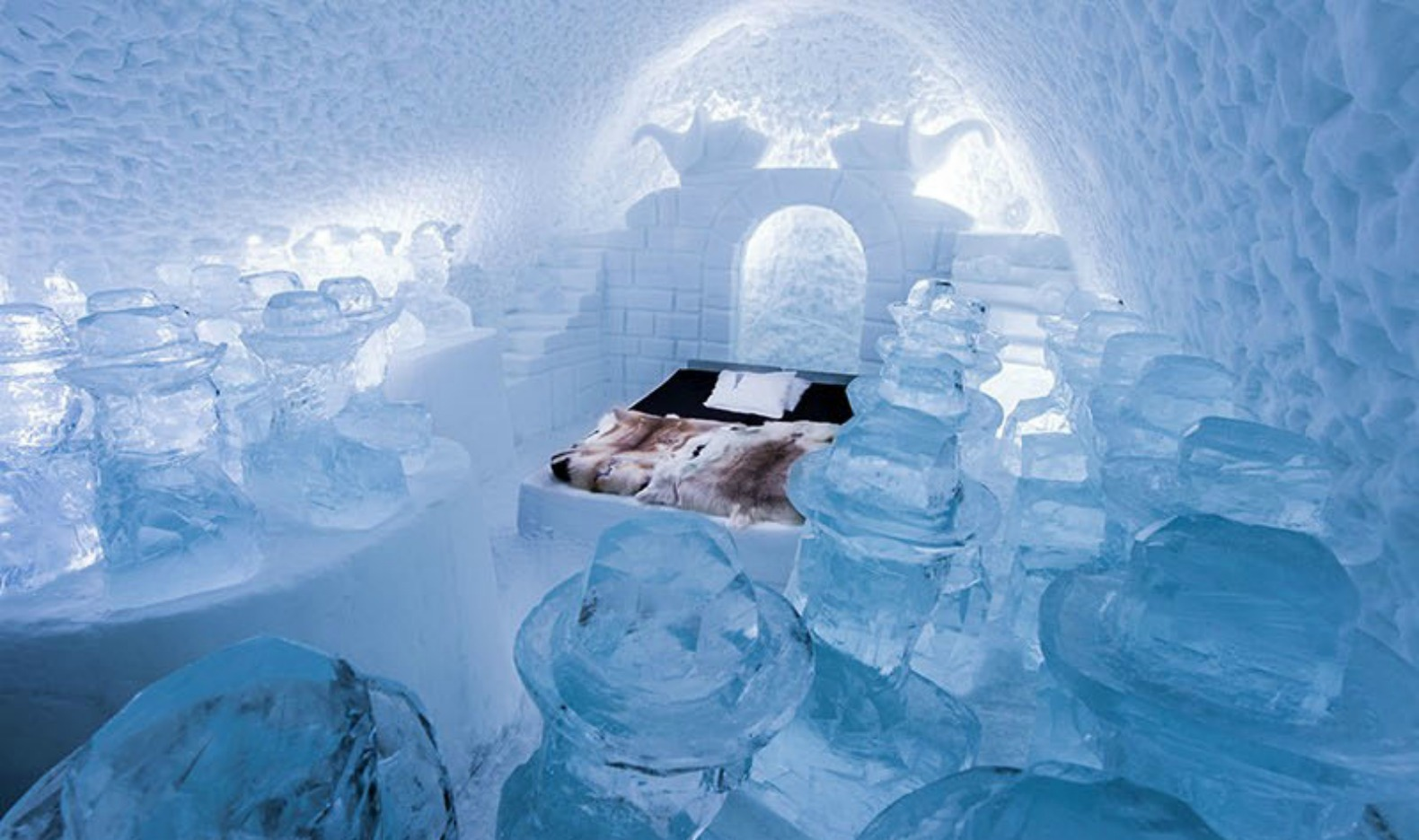 Sweden\'s new ICEHOTEL 365 uses solar cooling to stay open all year ...
