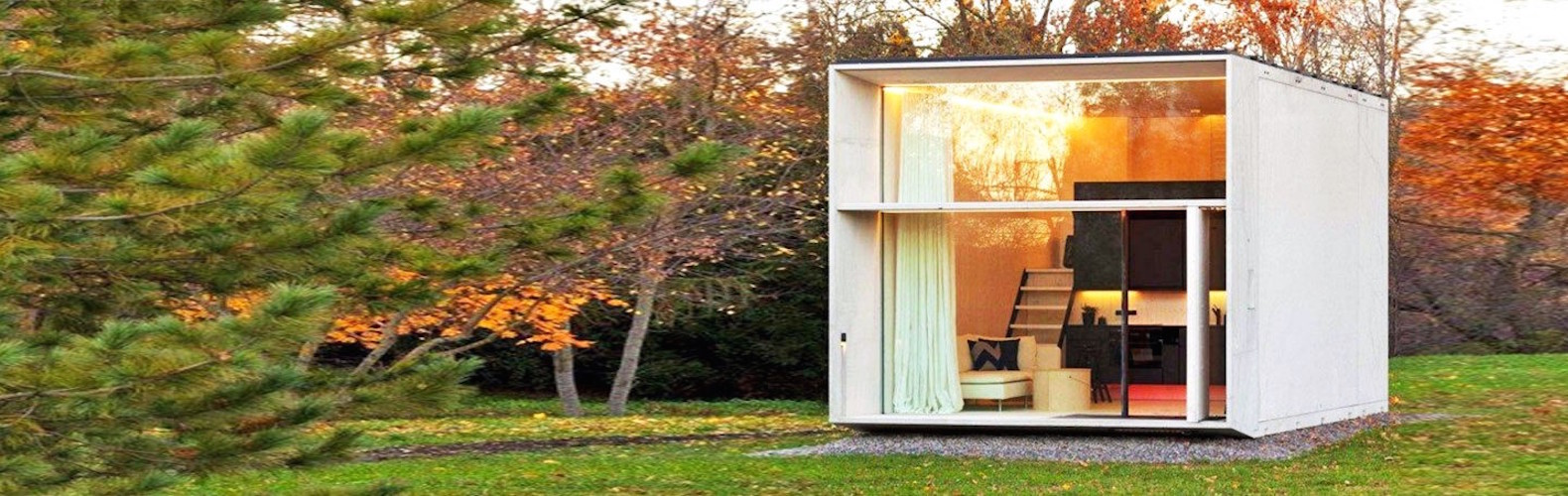 ... concrete house KODA Kodasema LED movable homes off grid & The 10 most inspiring homes of the year | Inhabitat - Green Design ...