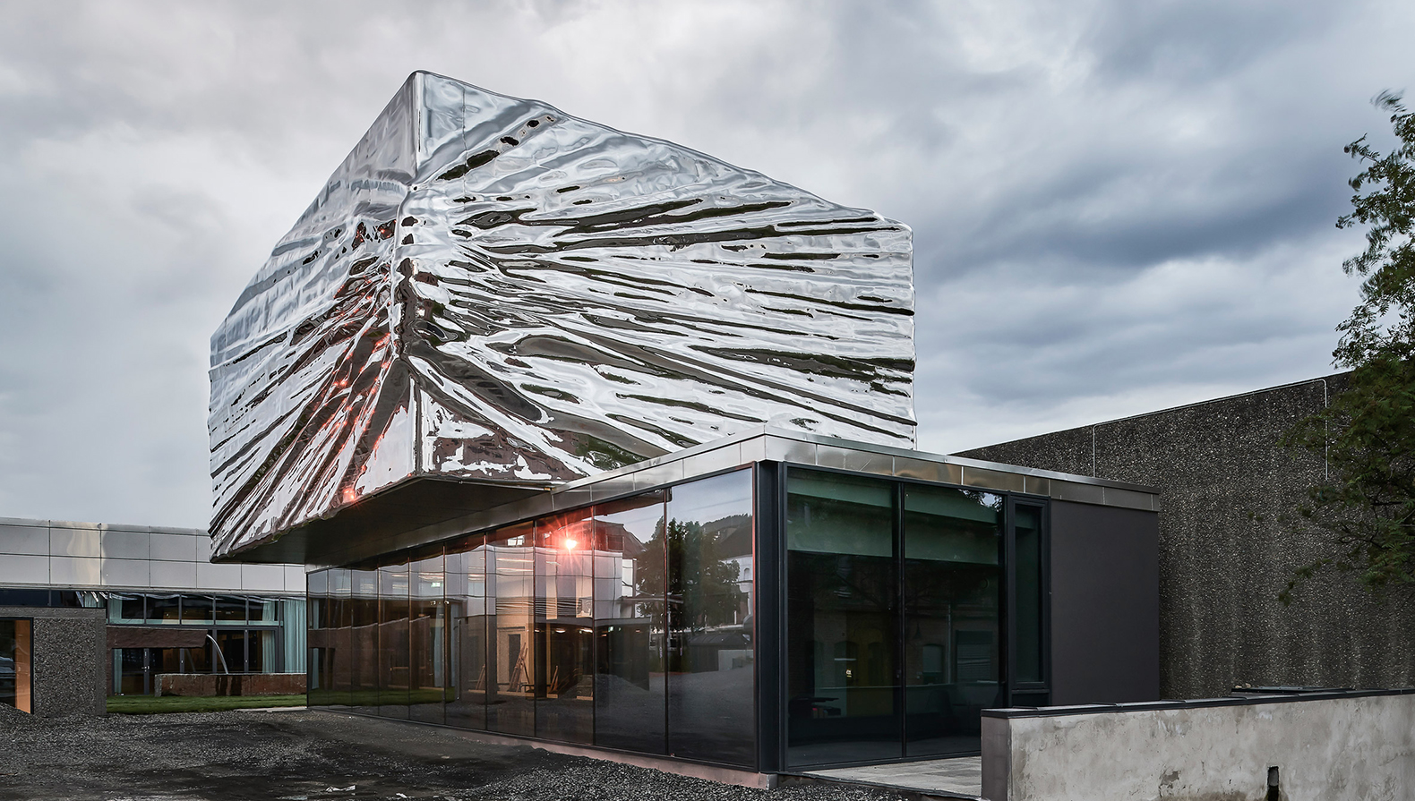Glass facade architecture  Glass Facade | Inhabitat - Green Design, Innovation, Architecture ...