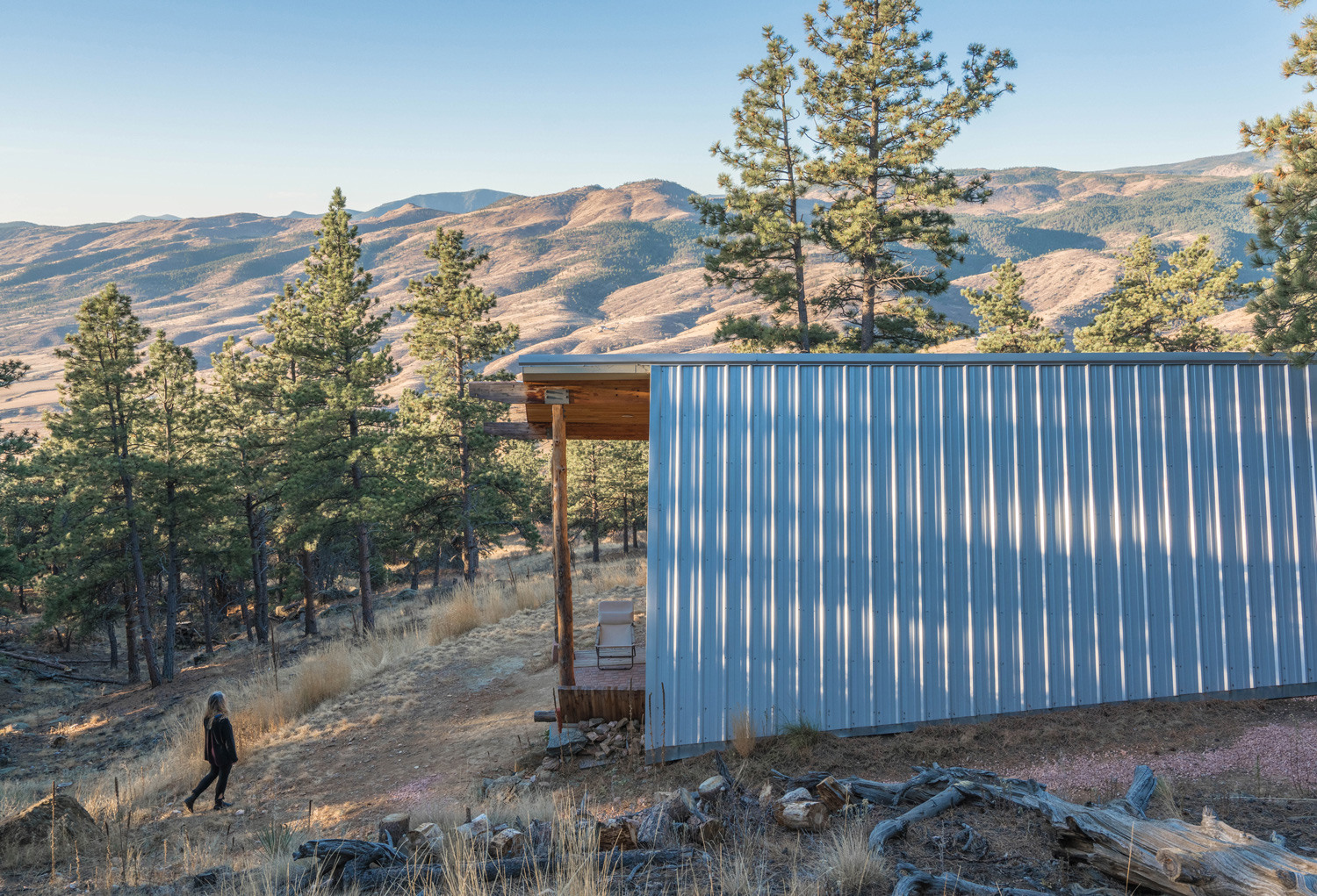 Colorado man builds state's most energy efficient house