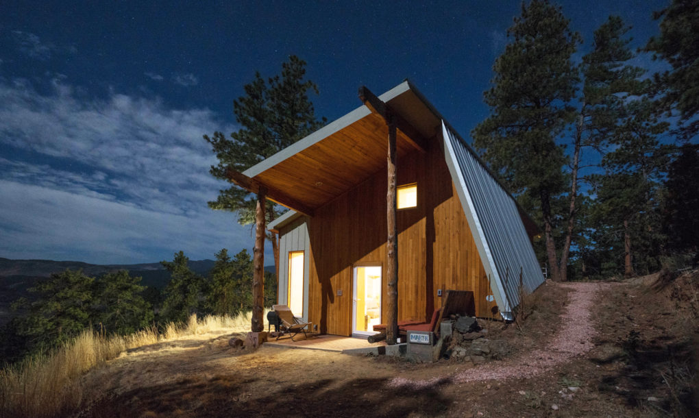 Colorado Man Builds Stateu0027s Most Energy Efficient Off Grid House In The  Rocky Mountains | Inhabitat   Green Design, Innovation, Architecture, Green  Building