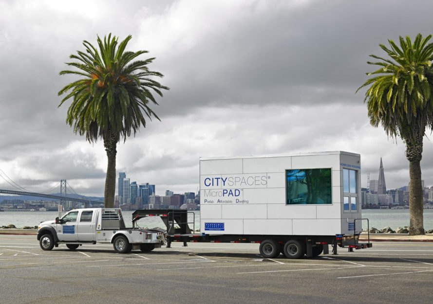 california, san francisco, homeless people, homeless population, homelessness, housing needs, tiny homes, tiny houses, prefab homes, prefab housing units, modular housing units, patrick kennedy, panoramic interests, cityscapes, micropad