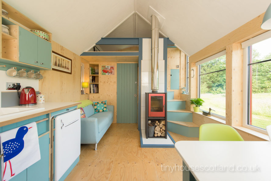 Tiny House Scotland, Jonathan Avery, NestHouse, NestHouse By Tiny House  Scotland, Tiny