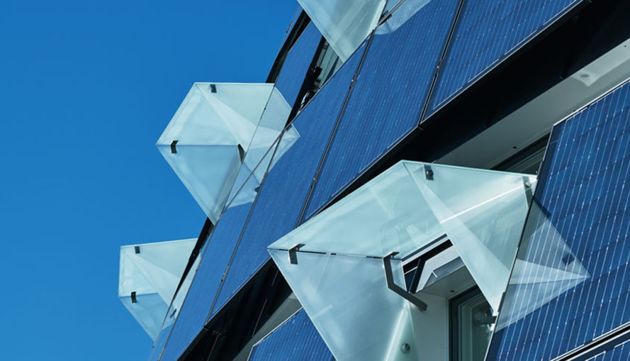 Paf headquarters, green office building, solar panels, self-sufficient building, Finland, Murman Arkitekter,  solar-powered building, solar power, solar panels, laminated wood, Bettina Ingves, Hans Eek, green architecture